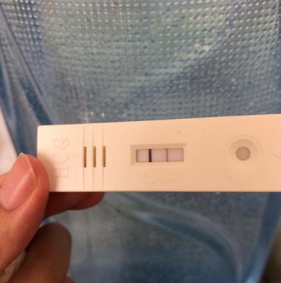 大宝刚16个月就意外怀孕了,本来不打算要二胎的